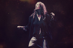 Patti Smith (Anxiety Explosion) Tags: portrait music live patti smith