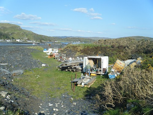 Easdale fly tipping 2