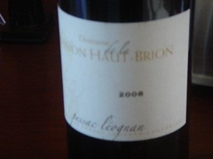 7916962214 f07734147f m Bordeaux 2009