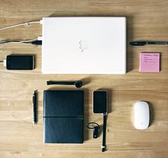 desktop (Nico Gotsis (BowArtPhotography)) Tags: desktop desk arrange