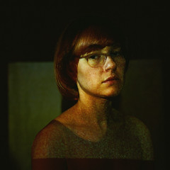 07 (fogsound) Tags: portrait selfportrait color digital self canon loseface 5dm2 xeniamelnik fogsound