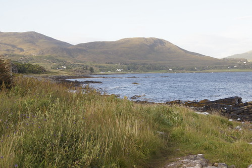 Kilchoan shore