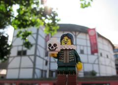 LEGO Collectible Minifigures Series 8 : Actor (wiredforlego) Tags: toy lego shakespeare plastic theglobe minifigure cmf 8833