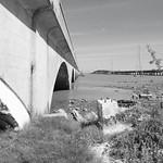1912 Galveston Causeway 1209041552BW thumbnail