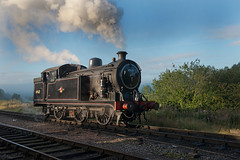 N7 No. 69621-Cheddleton-Churnet Valley Railway (norman-bates) Tags: steam locomotive cvr steamlocomotive n7 cheddleton churnetvalleyrailway churnetvalley 69621