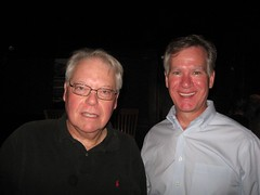 St. Paul mayor Chris Coleman and DL MSP