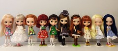 Blythes on Parade
