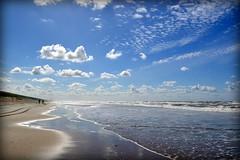 Blessing (Vonns) Tags: sea sky beach clouds strand noordzee wolken zee northsea lucht zuidholland noordwijkerhout