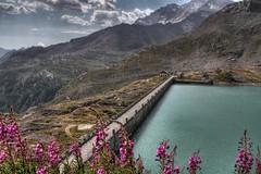 Dam of Serr (KittyTheWild) Tags: mountain dam valley piedmont orco soana