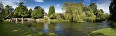 Ashford in the Water (l4ts) Tags: landscape village derbyshire peakdistrict ducks whitepeak riverwye ashfordinthewater sheepwashbridge minoltaamount britnatparks rnbderbyshirewye