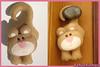 Ursinho (Fofuchinhos) Tags: porta feltro decoração urso ursinho maçaneta