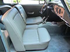 Jaguar XK150 FHC 3,8 Litre (1960).