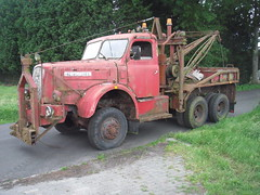 Henschel (martin.w1) Tags: old red netherlands truck nederland vehicle olanda henschel