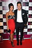 Lucy Mecklenburgh and Mario Falcone The UK Lingerie Awards 2012 London, England