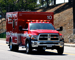 LOS ANGELES FIRE DEPARTMENT (bravo457) Tags: rescue lafd ambulance paramedic dodgeram losangelesfiredepartment lafire losangelesfire code3 paramedicrescue ambulancecode3