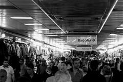 Eminonu, Istanbul (Guven Ilter) Tags: istanbul underway eminonu kalabalk geit altgeit