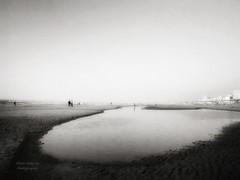 the small sea (Le Xuan-Cung) Tags: autumn sea people blackandwhite bw holland water reflections daylight seaside nikon noiretblanc dream streetshots streetphotography atmosphere streetlife streetscene nb sw zandvoort lateafternoon polfilter nikoncoolpix5000 circularfilter lightsanddarks peopleatthesea livinginzandvoort livinginholland livinginnoordholland