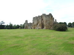 """Sherborne Old Castle • <a style=""""font-size:0.8em;"""" href=""""http://www.flickr.com/photos/81195048@N05/8017431348/"""" target=""""_blank"""">View on Flickr</a>"""