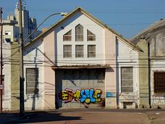 Garagem Municipal (Gijlmar) Tags: brasil brazil brasilien brsil brasile brazili portoalegre  riograndedosul amricadosul amricadelsur southamerica amriquedusud urban city