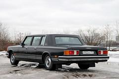 ZiL 41047 (SDA007) Tags: zil russia sedan limousine cabrio premium