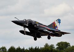 Mirage 2000N (Bernie Condon) Tags: riat riat16 airtattoo tattoo ffd fairford raffairford airfield aircraft plane flying aviation display airshow uk 2016 ramexdelta dassault mirage 2000 bomber military warplane jet france faf