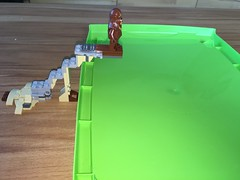 17 - Turmspringen in Rio (1) (zvorifes50) Tags: lego moc wookie star wars starwars turmspringen rio olympia 2016 green water wasser furz fart