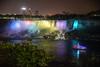 Falls at night (TimoOK) Tags: niagarafalls ontario canada kanada niagara ship laiva colours colors värit