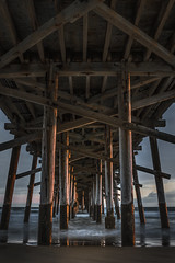 OneFromUnderThePier (Eric Gail: AdventuresInFineArtPhotography) Tags: ericgail 21studios canon canon70d 70d explore interesting interestingness photoshop lightroom nik software landscape nature infocus adjust california photo photographer ca cs6 topazlabs picture newport peir newportbeach