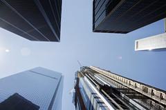 under construction... (LG_92) Tags: new york manhattan usa amerika 2016 skyscraper urban city architecture newyork bigapple august nikon d3100 outdoor travel sky blue building