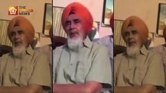 AAP's Punjab convenor Sucha Singh Chhotepur stung, 'caught' taking cash (Punjab News) Tags: punjabnews punjab news government aap
