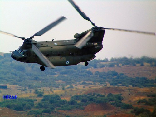 CH-47D Chinook Hellenic Army Aviation