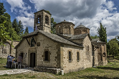 spilaio monastery (alastairgraham19) Tags: landscape greece sony nature clouds monastery sky