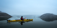 Another reality (Frank Busch) Tags: frankbusch frankbuschphotography imagebyfrankbusch photobyfrankbusch cesar glacier greenland ice kayaking ocean paddling southgreenland wwwfrankbuschname