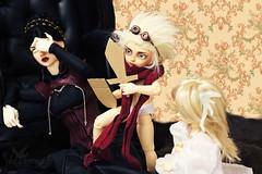 [Mother Dearest] Wulfric (Roterwolkenvogl) Tags: fairyland ltf littlefee elf el iplehouse violet jid nezumitoo