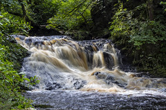 Spectacle E'e Falls (Rossco156433) Tags: strathaven sandford scotland lanarkshire southlanarkshire nature landscape river water outdoors waterfall spectacleeefalls beautiful beauty falls