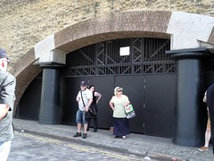 London Jobbers at the Tobacco Docks (Avvie_) Tags: frances coles london east spitalfields aldgate whitechapel jack ripper stepney wapping catherine wheel alley swallow gardens st georges mortuary