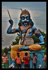 IMG_5929 (RSRIRAO) Tags: village gods