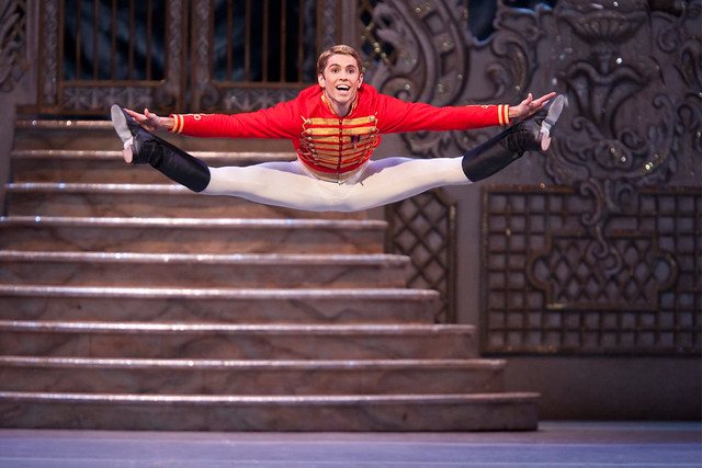 "Ricardo Cervera as the Nephew in Peter Wrights production of The Nutcracker. The Royal Ballet 2010/11. <a href=""http://www.roh.org.uk/productions/the-nutcracker-by-peter-wright"" rel=""nofollow"">www.roh.org.uk/productions/the-nutcracker-by-peter-wright</a>"