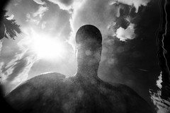 _MG_3178-659 (k.a. gilbert) Tags: trees sky bw sun selfportrait clouds bag outside outdoors underwater ken naturallight case handheld sack fullframe 116 waterproof uwa papashouse tokina1116mmf28 dicapacwps10 canon5dc