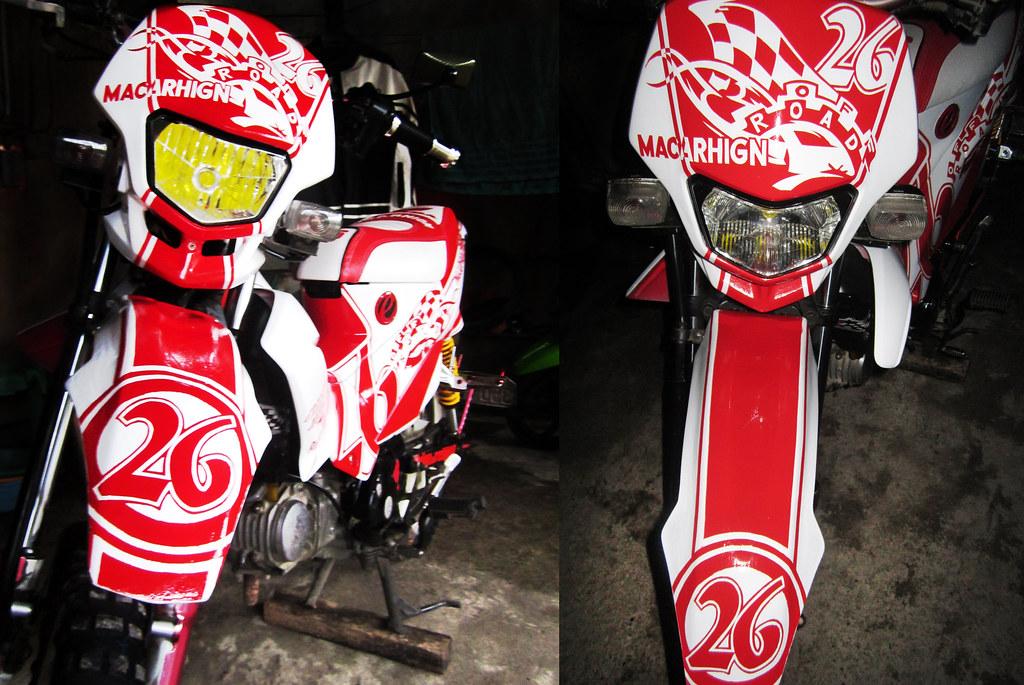 Honda xrm125 macarhign tags honda offroad 26 motorcycle motard xrm hondaxrm125 xrmmotard macarhign