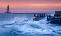 Seaburn (Wayland.) Tags: light rock parsons roker seaburn takeaview landscapephotographeroftheyear