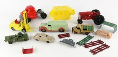 30. Assorted Vintage Toy Cars & Trucks