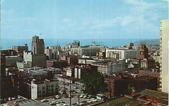 Downtown Seattle, 1961