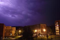Blitz (BMelzer Fotografie) Tags: natur wolken blitz gewitter wetter naturgewalt unwetter nachthimmel entladung naturschauspiel