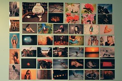 photo wall (allison.johnston) Tags: pictures film wall self photo photos prints photowall winnings fromprintgiveaway