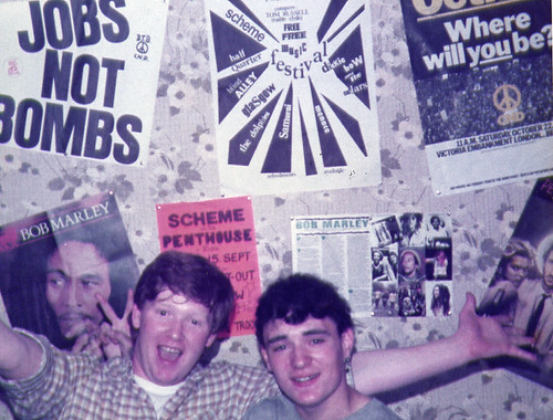 Fitzys 18th party 1984