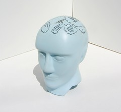 Phrenology: The Male Brain Cell Information Bubble Bath (Soaky) And Shower Gel 500 ml Plastic Head By Jackel International Limited Nottingham England 1994 (Full) - 44 Of 186 (Kelvin64) Tags: nottingham england male by female shower bath head cell brain full plastic international bubble and 500 1994 limited ml information gel phrenology the jackel soaky