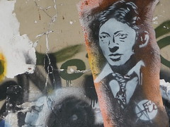 Paris 2012 (bella.m) Tags: streetart paris france art graffiti stencil spray urbanart aerosol pochoir sergegainsbourg 5bisruedeverneuil sergegainsbourgshouse