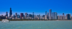 Chicago's Epic Skyline (a300zx4pak) Tags: chicago skyline buildings downtown cityscape waterfront searstower milleniumpark lakemichigan grantpark trumptower michiganavenue legacy hancocktower prudentialbuilding museumcampus adlerplanetarium windycity aoncenter bluecrossbuilding smurfitstonebuilding prudentialplaza willoughbytower willistower