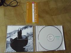 今井美樹 Love Song From Miki Imai 未來 CD 大碟 台版 中古品 2